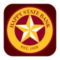 Logo Happy State Bank Online Banking