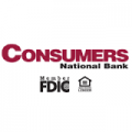 Logo Consumers National Bank Online Banking
