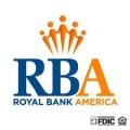 Logo Royal Bank America Online Banking