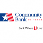Logo Community Bank of Texas Online Banking