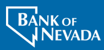 Logo Bank of Nevada Online Banking